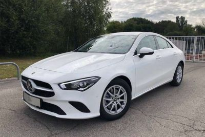 Mercedes-Benz CLA 200 d bei AutoReiss GmbH & Co KG in