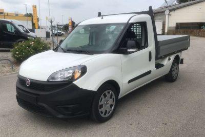 Fiat Doblo Cargo Work Up Pritsche bei AutoReiss GmbH & Co KG in
