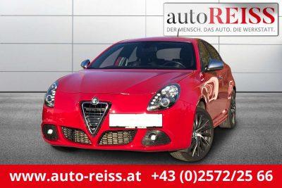 Alfa Romeo Giulietta 2,0 JTD Multijet II Distinctive bei AutoReiss GmbH & Co KG in