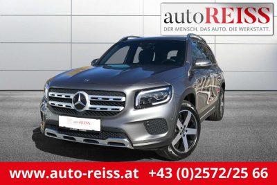 Mercedes-Benz GLB 180 d Aut. Progressive AHV bei AutoReiss GmbH & Co KG in