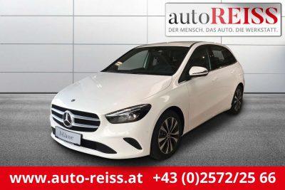 Mercedes-Benz B 180 Style Line bei AutoReiss GmbH & Co KG in