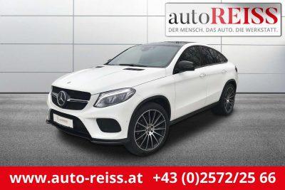 Mercedes-Benz GLE 350 d Coupé 4MATIC Aut. bei AutoReiss GmbH & Co KG in