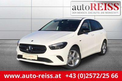 Mercedes-Benz B 250 e Benzin/Strom bei AutoReiss GmbH & Co KG in