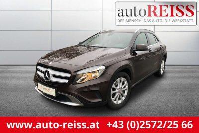 Mercedes-Benz GLA 180 d bei AutoReiss GmbH & Co KG in