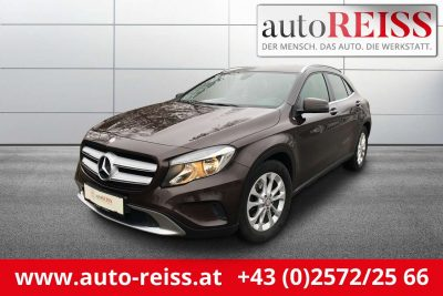 Mercedes-Benz GLA 180 d bei AutoReiss GmbH & Co KG in
