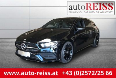 Mercedes-Benz CLA 180 Shooting Brake /// AMG Line bei AutoReiss GmbH & Co KG in