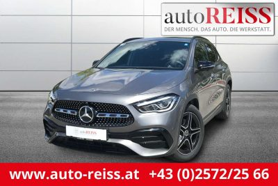 Mercedes-Benz GLA 200 d Aut. /// AMG Line bei AutoReiss GmbH & Co KG in