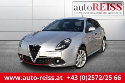 Alfa Romeo Giulietta Super 1,6 JTDM-2 bei AutoReiss GmbH & Co KG in